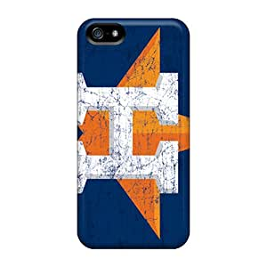Apple Iphone 5/5s RWI28999IyCW Customized Attractive Houston Astros Pattern Best Hard Phone Cover -MarcClements