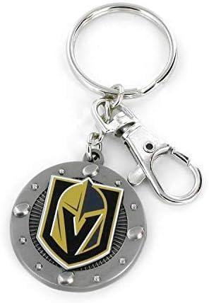 NHL Vegas Golden Knights Impact Keychain