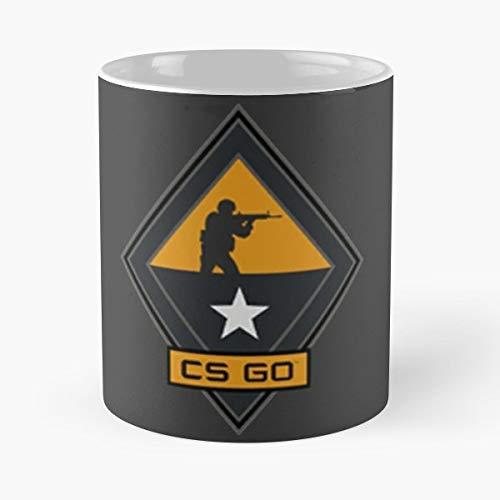 - Counter Strike Source Global Offensive Css Gift Coffee/tea Ceramic Mug Father Day