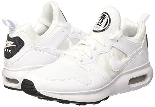 black Nike pure White Prime 100 Air White Max Weiß Herren Platinum rp1rwzq