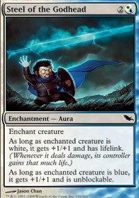 Free Magic: the Gathering - Steel of the Godhead - Shadowmoor
