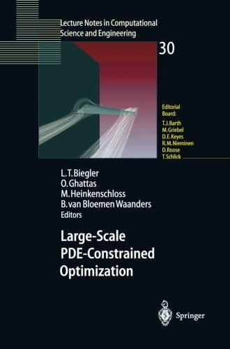 Large-Scale PDE-Constrained Optimization
