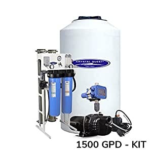 Amazon Com 1500 Gpd Whole House Reverse Osmosis System