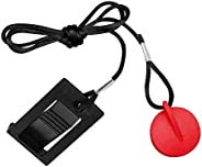 Treadmill Universal Magnet Safety Key for All NordicTrack, Proform, Image, Weslo, Reebok, Epic, Golds Gym, Fre
