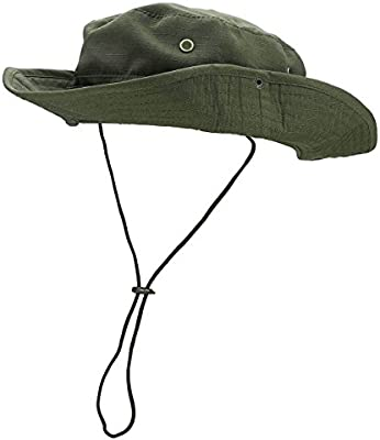 Sun Protection Zone Extreme Outdoor Fishing Travel Wide Booney Hat Cap UPF 50+