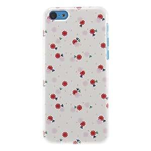 Buy Sweet Little Flowers Pattern Hard Case for iPhone 5C