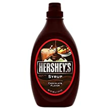 Hershey's Chocolate Squeeze Syrup (680g)
