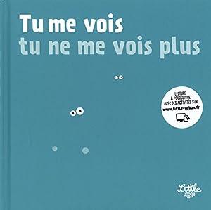 vignette de 'Tu me vois tu ne me vois plus (Silvia Borando)'
