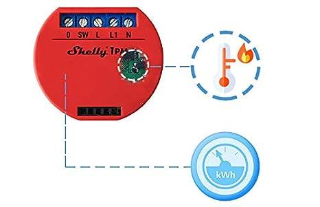 Shelly 1 PM WLAN Schalter