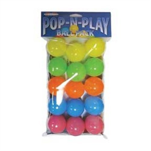 Marshall Pet Products Pop-N-Play Ball ()