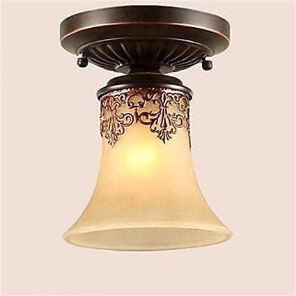 ZY * Luces de techo de cristal de LED modernas Lámparas ...