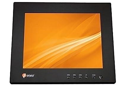 VMC de 8lcd de cm01b Eneo, 8 (20,3 cm) LCD/TFT Monitor, 1024 ...