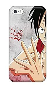 Cute High Quality Iphone ipod touch4 Beautiful One Piece Animes Case