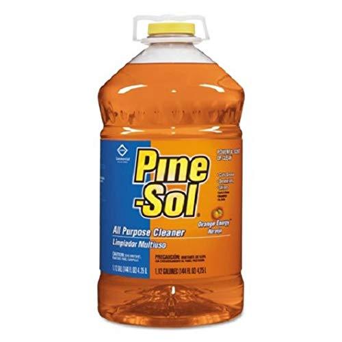 Scent Energy - Pine-Sol(R) Orange Energy(R) Cleaner, 144 Oz, Box Of 3
