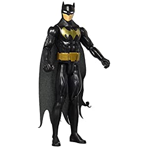 DC Justice League Action Stealth Shot Batman Figure, 12""