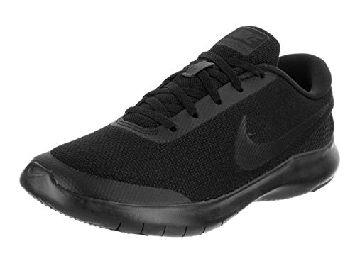 NIKE Women's Flex Experience RN 7 Black/Black Anthracite Running Shoe 6.5 Women US by NIKE