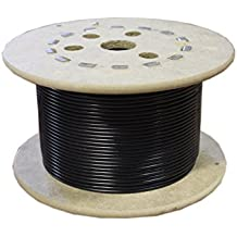 Amazon Com Nylon Coated Cable Amp Wire Rope Pulling