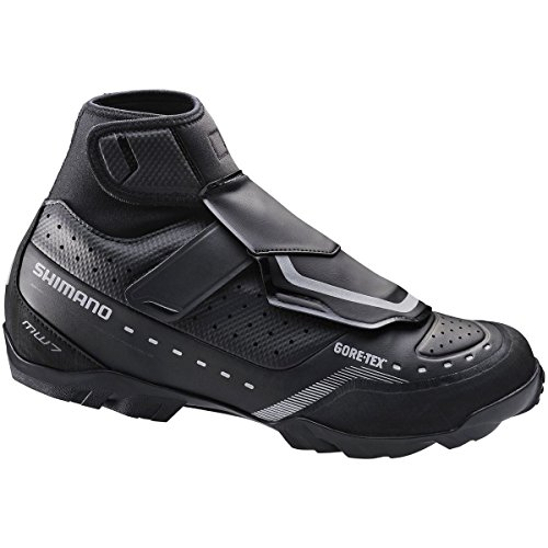 Shimano SHMW7 Trail Enduro Shoe Men's Mountain Bike 40 EU Black