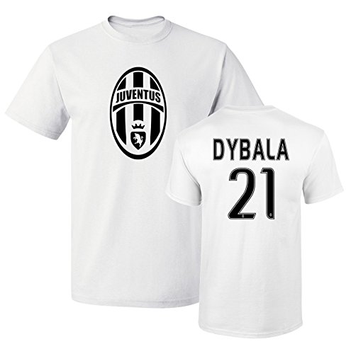 huge selection of c0b93 8a251 Tcamp Juventus Shirt Paulo Dybala #21 Jersey Youth T-shirt ...