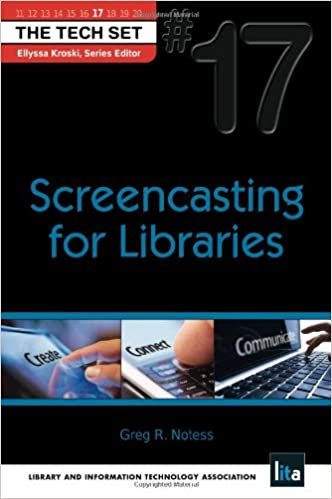 Book Screencasting for Libraries (Tech Set)