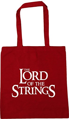 Lord x38cm Shopping Classic 10 the of 42cm Tote Strings Beach litres Gym Bag HippoWarehouse Red dqvwgd