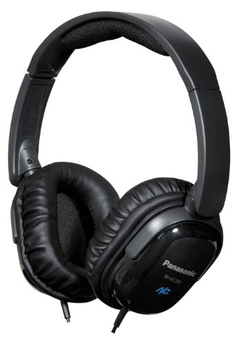 Panasonic RPHC200K Headphones