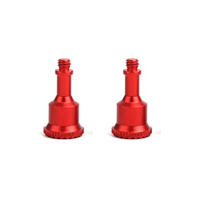 Anbee CNC Aluminum Thumb Rocker Stick Replacement Joystick for DJI Smart Controller Accessories (Red): Computers & Accessories