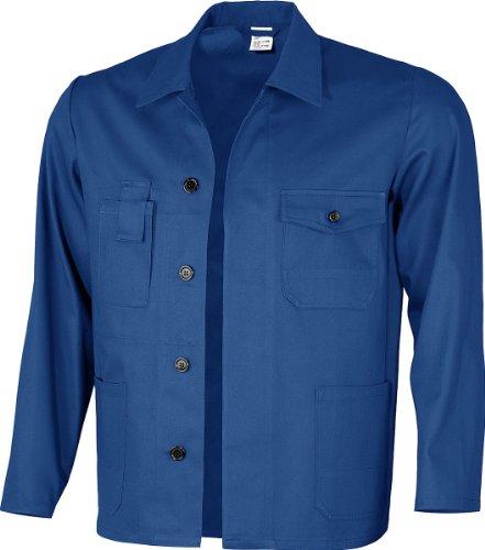 Qualitex Arbeits-Jacke BW 240 - mehrere Farben 50,Kornblau