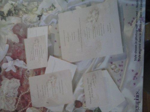 Elegant Wedding Stationery Ensemble Kit - By Geographics