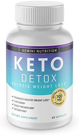 Keto Detox Ketosis Weight Loss