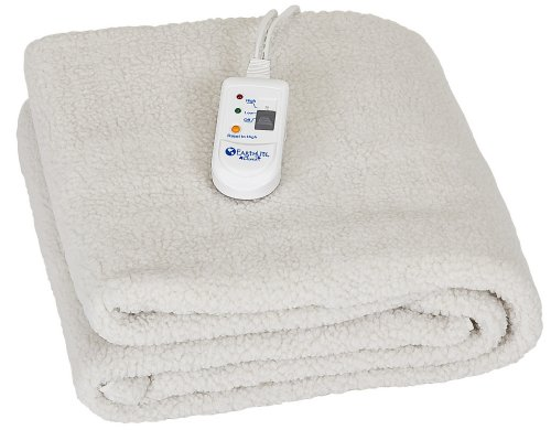 basics fleece massage table warmer