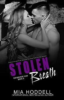 Stolen Breath (Chequered Flag Book 3) by [Hoddell, Mia]