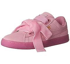 Wn's Fashion Women's Suede Heart Sneaker Reset pqMVSUz