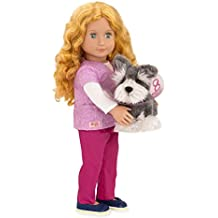 Our Generation Doll Vet Doll Anais Animal Pet