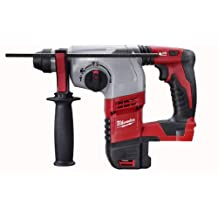Milwaukee 2605-20 M18 18-Volt Cordless Lithium-Ion 7/8-Inch SDS Plus Rotary Hammer, Tool Only, No Battery