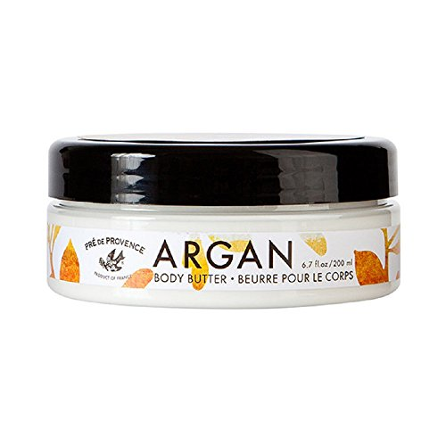 - Pre De Provence Ultra-Hydrating Moroccan Argan Oil Body Butter - Citrus