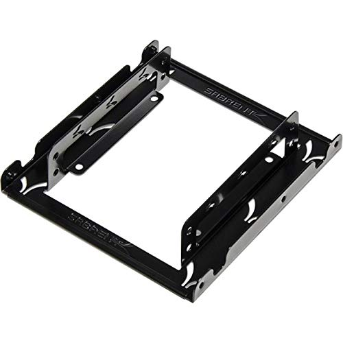Rackmount Bracket Kit - Sabrent 2.5 Inch to 3.5 Inch Internal Hard Disk Drive Mounting Kit (BK-HDDH)