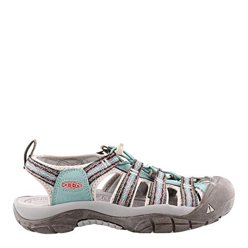 KEEN Women's Newport H2 Real Teal/Vapor 5 B US from KEEN