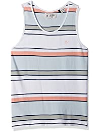 Men's Engineered Stripe Tank