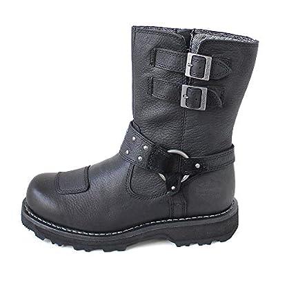 Harley Davidson Womens Marmora Leather Boots 2