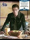 Devon Bagby Autographed Signed Memorabilia 8x10 Photo Celebrity Autograph Actor Ray Donavan Beckett