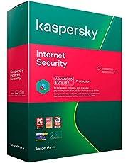 Kaspersky Internet Security (KIS) 3 dispositivos 1 año tarjeta de activacion a domicilio