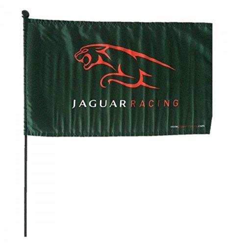 Jaguar F1 Racing flag with (F1 Racing Flags)
