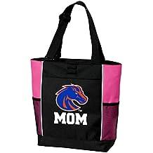 Boise State University Mom Tote Bag Ladies Boise State Mom Totes