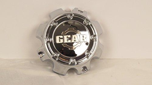 Gear Rims Center Caps - 2