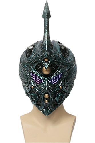 XCOSER Guyver Helmet Mask Costume Props Accessories for Halloween Cosplay by xcoser