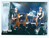Lost trading card 2005 Ink Works #14 Drive Shaft Dominic Monaghan Charlie Pace Niel Hopkins Liam