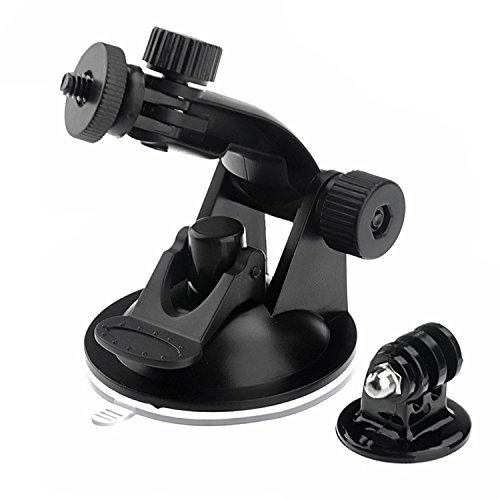 Ultimaxx Suction for Gopro Hero 5, 4, Session, 3+, 3, 2,