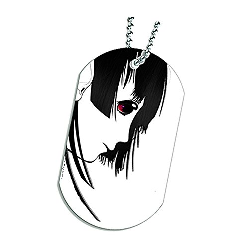 Anime-Princess-Dog-Tag-Necklace