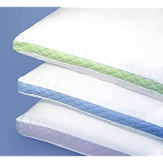 Perfect Fit | Gusseted Quilted Pillow Hypoallergenic, 233 Thread-Count, Standard, 2 (Stomach Sleeper)